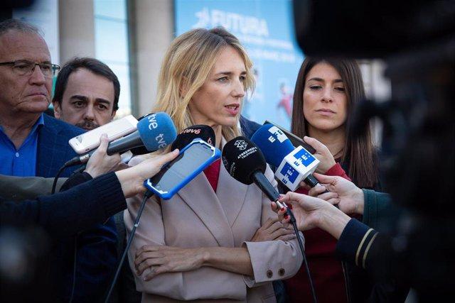 "Álvarez de Toledo (PP) acusa a Vox de ser una ""nova forma de nacionalisme espany"