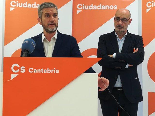 """26M.- Ceruti Quiere Sacar A Santander De La """"Mediocridad"""" Y Dar Voz A Los Ciudad"""