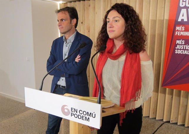 """28A.- Asens (ECP) Veu Una """"Descomposició"""" De Jxcat I ERC En Els Moviments De"""