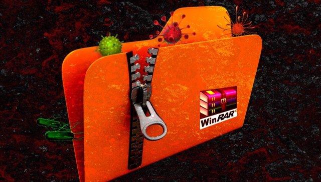 Un 'ransomware' se aprovecha de una vulnerabilidad de WinRAR de hace 19 años par