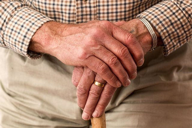 Mans de persona major, Parkinson