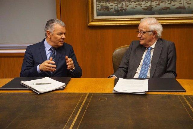 Liberbank y FADE acuerdan incentivar el desarrollo empresarial de Asturias con 5
