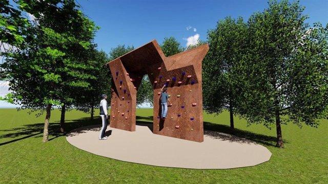 Sevilla.- Adjudicadas las obras para la equipación del nuevo parque Hermanos Mac