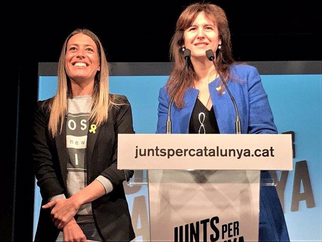 """JxCat plantejar """"fins a l'últim moment"""" que Junqueras lideri una llista unitari"""