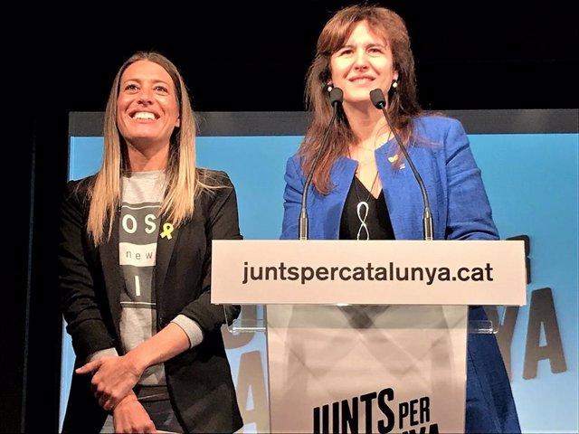 """JxCat planteará """"hasta el último momento"""" que Junqueras lidere una lista unitari"""
