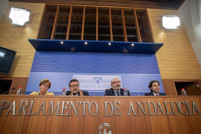 """Vox adverteix que vetarà els pressupostos andalusos si PP i Cs """"no eliminen les"""