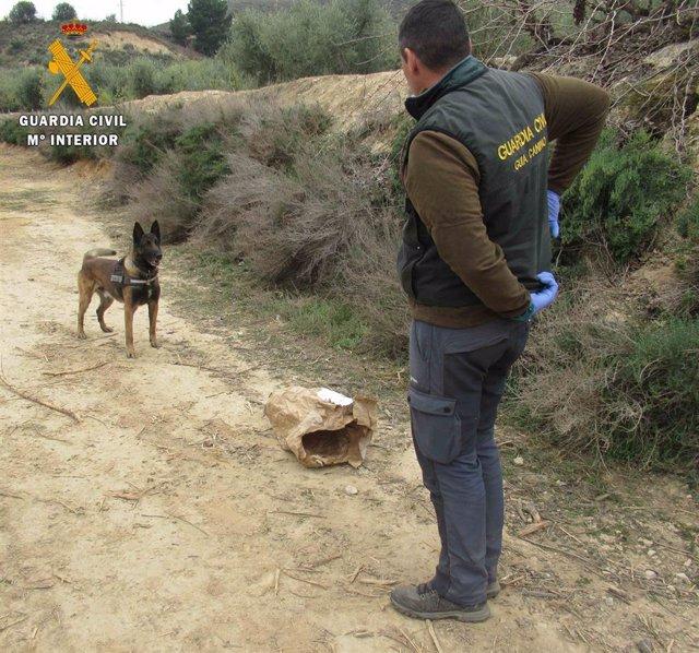 Sucesos.- La Guardia Civil investiga a una persona en Fraga por causar la muerte