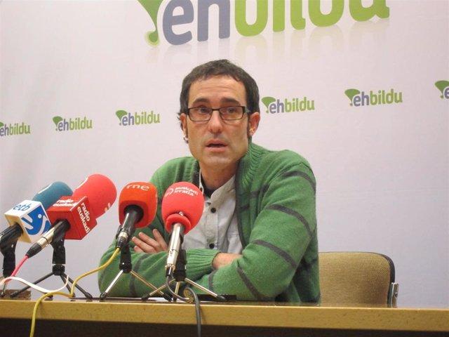 Dignidad y Justicia denuncia por posible delito de odio a Julen Arzuaga, tras ll