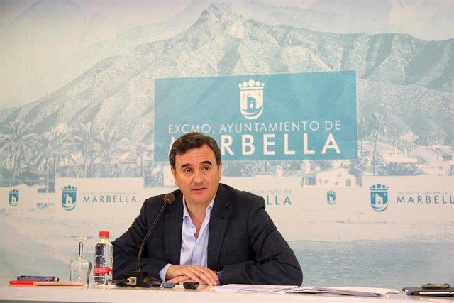 Málaga.- Marbella aprueba licencias urbanísticas por 18 millones de euros, la cu