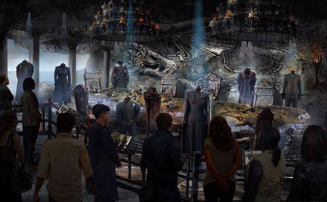El tour interactivo de Juego de Tronos abrirá sus puertas en 2020 en Irlanda del
