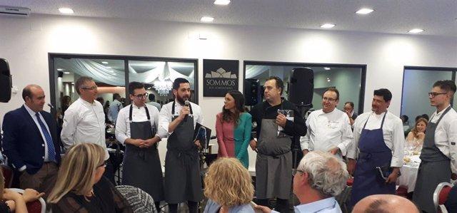 COMUNICADO: Cinco prestigiosos chefs se unen para dar visibilidad al autismo