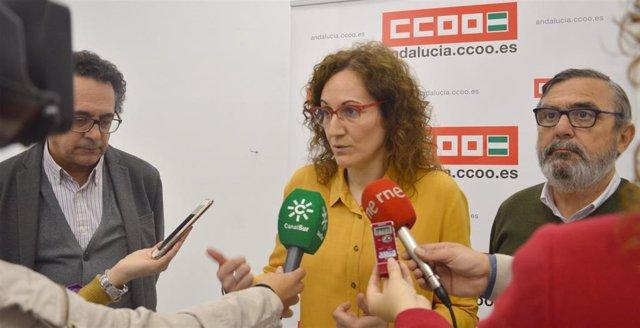 CCOO-A pide planes de prevención en empresas y la detección de enfermedades prof