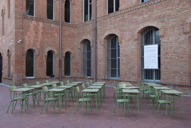 La Fabra i Coats repassa 77 projectes artístics realitzats amb alumnes de Secund