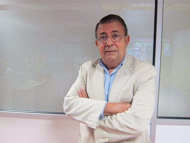 El president de la Coordinadora Catalana de Fundacions, Pere A. Fbregas