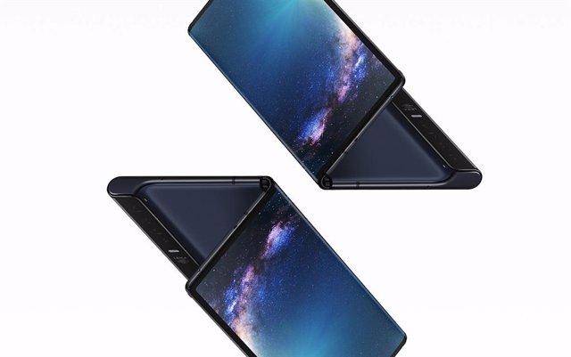 El primer teléfono plegable 5G de Huawei, el Huawei Mate X, estará a la venta en