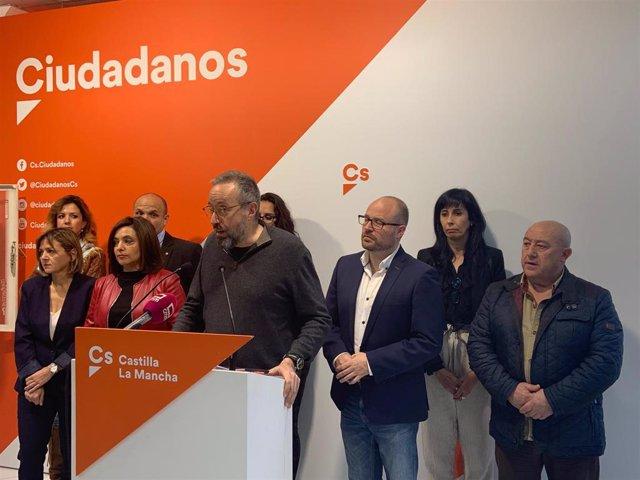 """28A.- Girauta Eleva El Tono Contra Núñez Tras Llamarle """"Cunero"""" Y Le Acusa De """"N"""