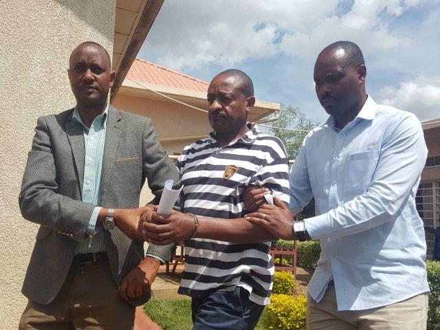 Ruanda.- El portavoz de un grupo rebelde de Ruanda se enfrenta en un juicio a ac