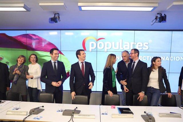 """8M.- El PP confirma que no irá a la manifestación por su """"manifiesto politizado"""