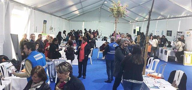 Sevilla.- Más de 2.500 personas participan en la muestra sobre psicología celebr