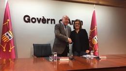 La CCMA augmentarà els continguts en aranès gràcies a un acord amb el Conselh