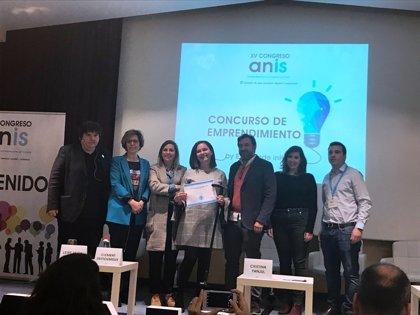 Un bastón que ayuda a caminar a enfermos de Parkinson, proyecto ganador del II Concurso de Emprendedores de ANIS