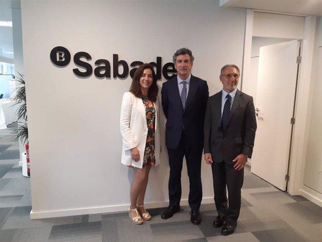 Banco Sabadell abre sucursal en Portugal para dar servicio sobre todo a empresas