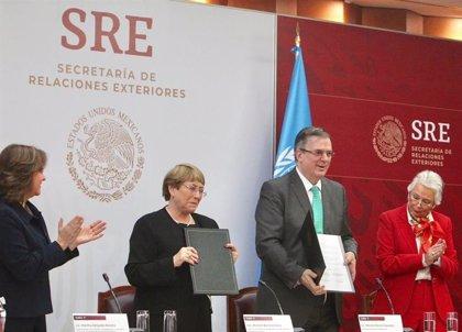México firma un acuerdo de asistencia técnica con la ONU para investigar las desapariciones de Ayotzinapa