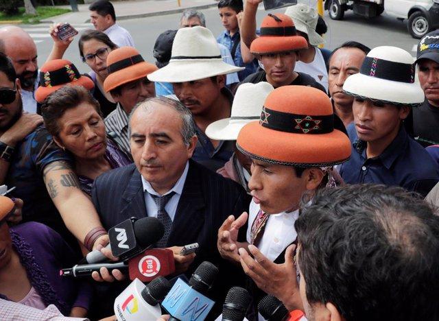 Los indígenas de Fuerabamba y la minera china MMG llegan a un frágil acuerdo par