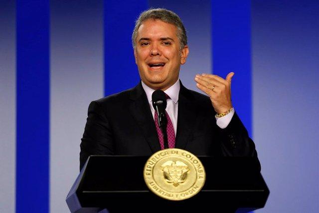 Colombia.- Duque envía un mensaje de tranquilidad a excombatientes de las FARC