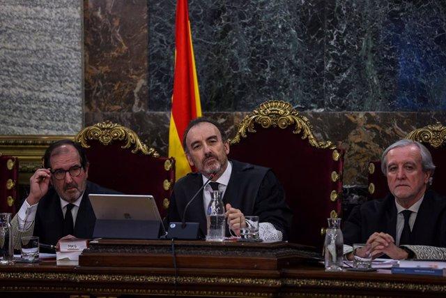 Procés.- Fiscalia preguntar als comissaris López i Molinero per la reunió que v