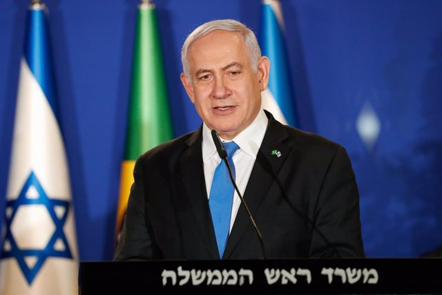 """AMP.- O.Proper.- Netanyahu no descarta """"ocupar"""" Gaza si això és """"el millor per a"""