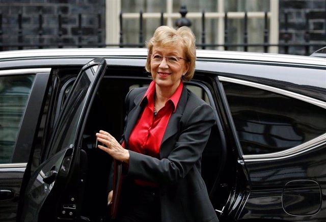 Brexit.- Leadsom confía en que Merkel acepte reabrir el Acuerdo de salida del Br