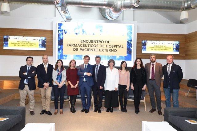 SEFH, Novartis y UGR celebran el 'Encuentro con Farmacéuticos de Hospital de Pac