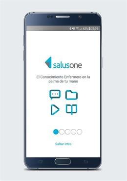 SalusOne, una aplicación que permite consultar dudas en tiempo real y reforzar l