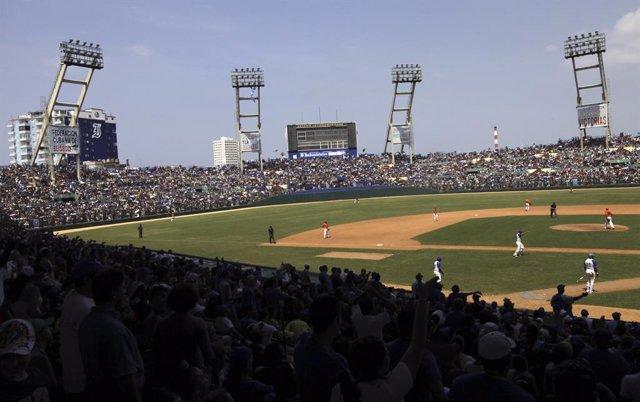 Béisbol en Cuba