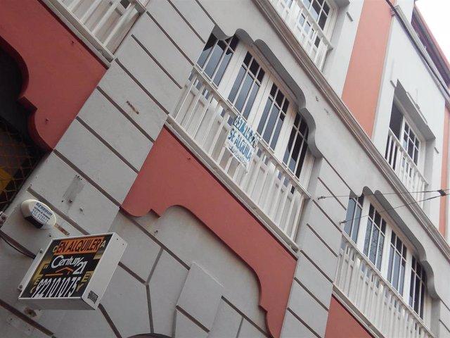 El precio medio del alquiler en Canarias sube un 9% en el primer trimestre, la m