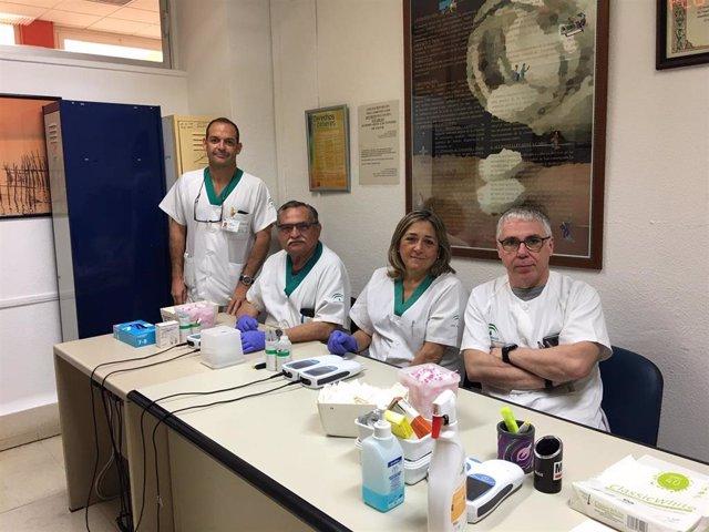 Málaga.-Pacientes en tratamiento con anticoagulantes mejoran su autocuidado en e