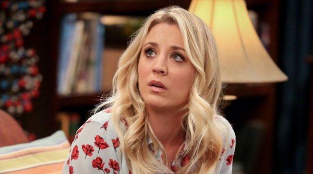Kaley Cuoco actriz de The Big Bang Theory