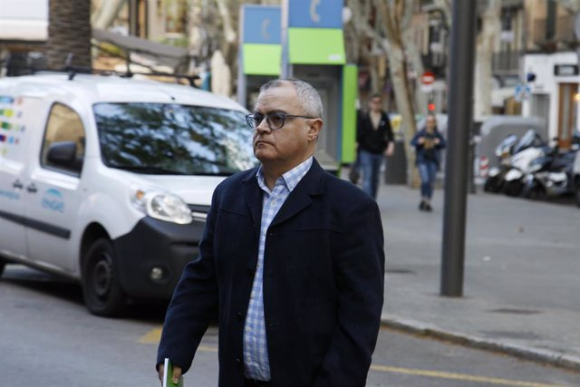 Declaran por el 'caso Cursach' en la Palma de Mallorca los periodistas a los que