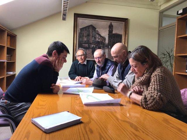 Oviedo.- El proyecto del Bulevar de Santullano es fundamental para reducir la co