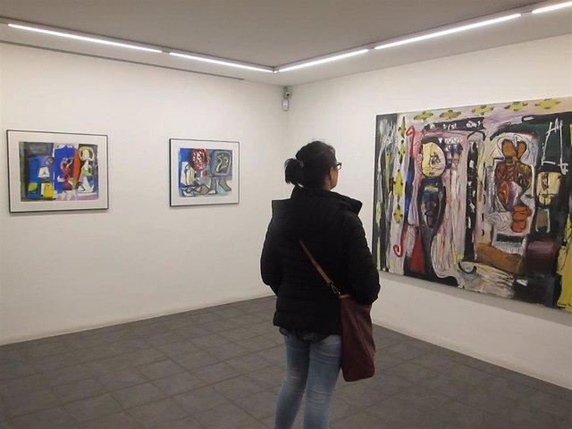 Zumeta expone en Bilbao 32 obras inéditas con motivo de su 80 cumpleaños