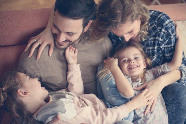 Como educar hijos felices