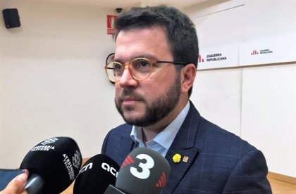 """Pere Aragonès afirma que la jutgessa de l'1-O vol """"convertir l'independentisme en un delicte"""""""