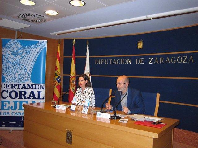 Zaragoza.- Doce coros competirán en la 48 edición del Certamen Coral de Ejea