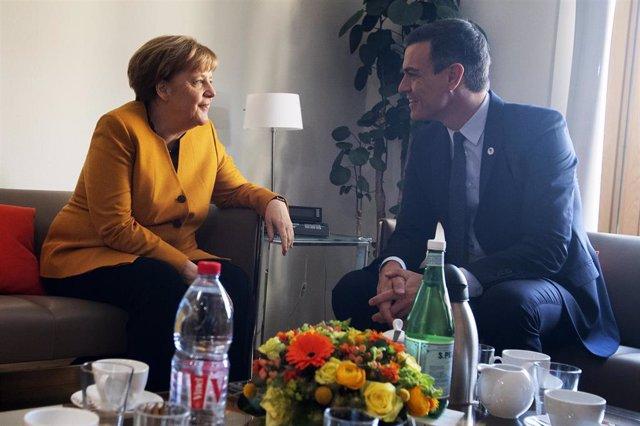 El presidente del Gobierno asiste al Consejo Europeo (2ª jornada)