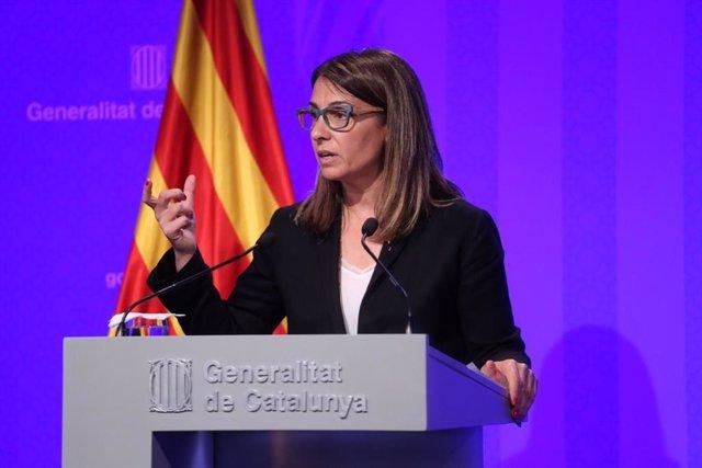 """28A.- El Govern: """"màxima disposició"""" a parlar amb el PSOE però també d'autod"""
