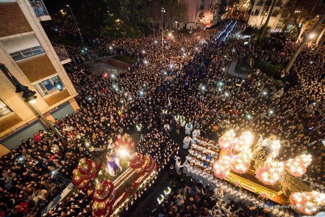 La Semana Santa de Cartagena, candidata a ser la mejor de 2019 según TripAdvisor