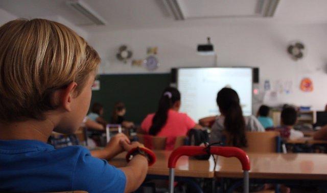 Educación.- El Programa de Refuerzo Estival se desarrollará en 234 centros y ben