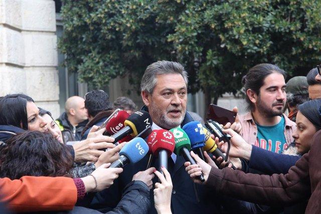 Reunión del Gobierno de la Comunidad de Madrid con las principales asociaciones