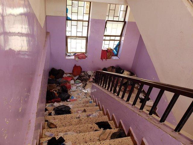 """Yemen.- Las organizaciones humanitarias alertan de que en Yemen """"ni siquiera las"""